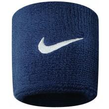 Serre-poignets Nike Swoosh Bleu