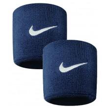 Serre-poignets Nike Swoosh Obsidians