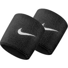 Serre-poignets Nike Swoosh Noirs