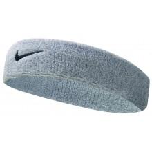 Bandeau Nike Swoosh Gris