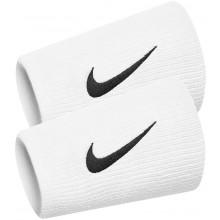Serre Poignets Nike Premier Double Largeur Blancs