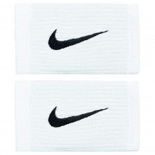 Serre Poignets Nike Double Largeur Dri Fit Reveal Blancs