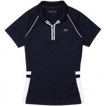 Polo Lacoste Femme Tennis Marine