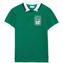 Polo Lacoste Junior Vert