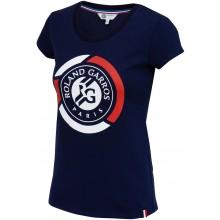Tee-Shirt Femme Roland Garros Big Logo