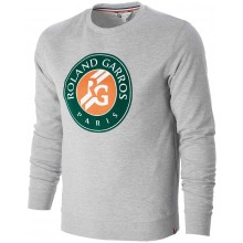 Sweat Roland Garros Big Logo Gris