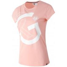 Tee-Shirt Femme Roland Garros RG Rose