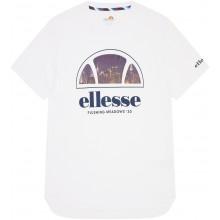 Tee-Shirt Ellesse Steinway New York Blanc