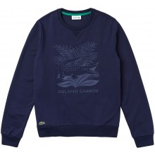 Sweat Lacoste Marine