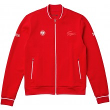 Veste Lacoste Novak Djokovic Paris Rouge