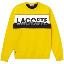 Sweat Lacoste Jaune