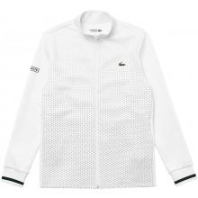 veste Lacoste Zippée L.20 Blanche