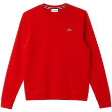 Sweat Lacoste Rouge