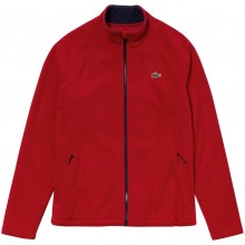 Veste Lacoste Djokovic Training Rouge