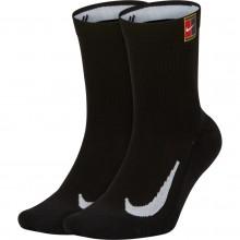 2 Paires de Chaussettes Nike Cushion Crew Noires