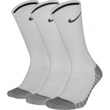 3 Paires De Chaussettes Nike Dry Cushion Blanches