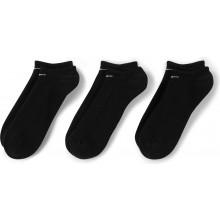 3 Paires De Chaussettes Nike Cushion Basses Noires