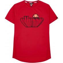 Tee-Shirt Ellesse Deuce Rouge