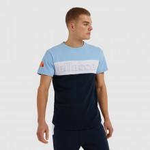 Tee-Shirt Ellesse Pogbino Bleu