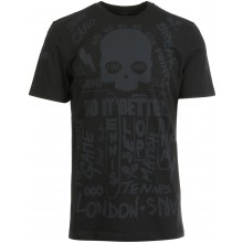 Tee-Shirt Hydrogen Graffiti Noir