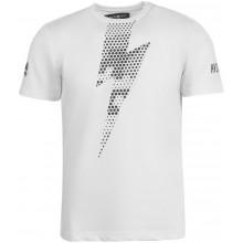Tee-Shirt Hydrogen Thunderbolt Blanc