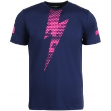 Tee-Shirt Hydrogen Tech Thunderbolt Rose