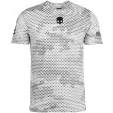 Tee-Shirt Hydrogen Tech Camo Blanc
