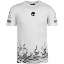 Tee-Shirt Hydrogen Tech Hot Blanc