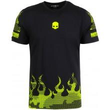 Tee-Shirt Hydrogen Tech Hot Jaune