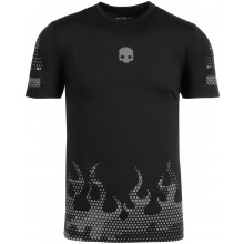 Tee-Shirt Hydrogen Tech Hot Noir
