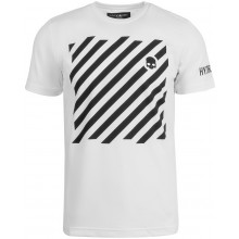 Tee-Shirt Hydrogen Optical Blanc