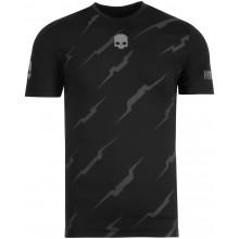 Tee-Shirt Hydrogen Thunders Tech Noir