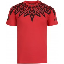 Tee-Shirt Hydrogen Tech Rouge