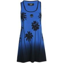 Robe Hydrogen Femme Palms Tech Bleue