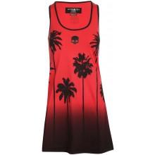 Robe Hydrogen Femme Palms Tech Rouge