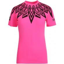 Tee-Shirt Hydrogen Femme Tech Fushia