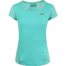 Tee-Shirt Lotto Femme Paddle Ciel