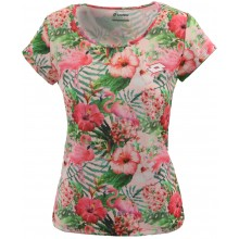 Tee-Shirt Lotto Femme Flamiflower Rose