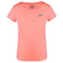 Tee-Shirt Lotto Junior Fille Nixia IV Rose