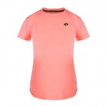 Tee-Shirt Lotto Femme Indy VI Rose