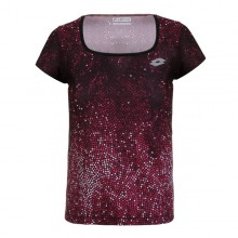 Tee-Shirt Lotto Femme Space Violet