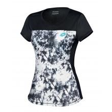 Tee-Shirt Lotto Femme Batik Noir