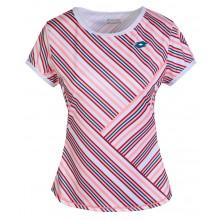 Tee-Shirt Lotto Femme US Open Blanc