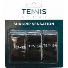 Surgrip Tennis Achat Sensation Noir x3