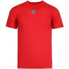 Tee-Shirt Hydrogen Tech Rouge