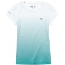 Tee-Shirt Lacoste Femme L.20 Blanc