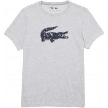 Tee-Shirt Lacoste Classique Logo Gris