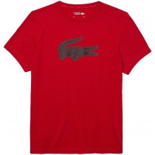 Tee-Shirt Lacoste Core Performance Rouge