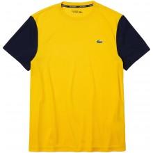 Tee-Shirt Lacoste Classique Jaune
