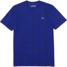 Tee-Shirt Lacoste Tennis 2 Bleu